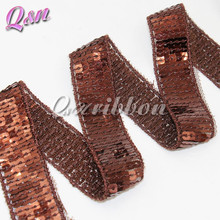 high quality factory price wholesale sequin ribbons