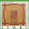 Teak laminate parquet flooring china supplier