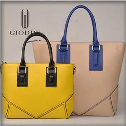 Good quality latest design 2015 new design europe handbags