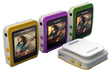 1.5 Inch TFT Screen Support Pedometer and Clock Function MP4 Player User Manual