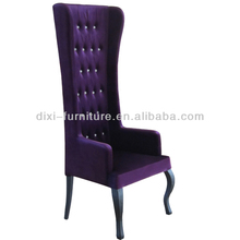 2015 Hot Selling Wedding Furniture King Queen Chairs