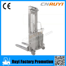 Newest model stainless steel forklift on sale