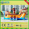 Contemporary hotsell dolphin inflatable slide