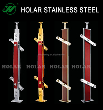 Holar inox 304/316 en acier inoxydable main courante / balustrade / escalier garde - corps post