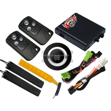 keyless remote start with engine push button start OBD Smart Key System electronic module gps For Honda 8 Gen