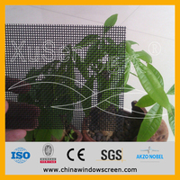 China factory mosquito netting , stainless steel insect net for designer doors