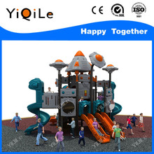 Outdoor plastic tunnels playground equipment,Children playground tube spiral slides