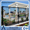 2015 high quality hot sale used aluminum fence panels/used fencing for sale