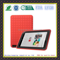 Protective kid case for iPad mini with cute shape,for iPad mini shockproof silicone tablet case