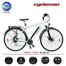 Hidden akku battery electric bike/elektrische fiets / el bike for gentleman, good quality but good price