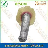 X-MERRY lust props strange metal color tentum scar Asian size 8*5 CM