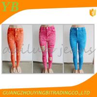 2015 Stylish hot fashion sex lady jeans sex women jeans pants pictures