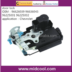 HIGH QUALITY DOOR LOCK FOR CHEVROLET EPICA 96626039 96636043 96225001 96225002