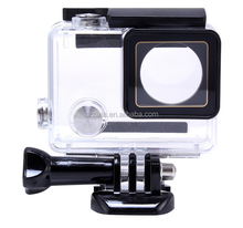 2015 New 4cm LCD Version Waterproof Housing, Case for LCD Sports Camcorder action camera Accessories