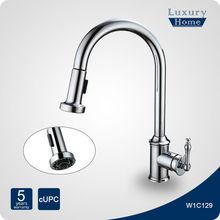Water saving single lever upc 61-9 nsf kitchen faucet
