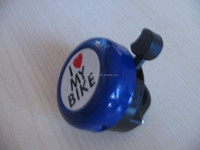 dangdang bicycle bell custom logo. tradition coloruful bike bell/bicycle accessories