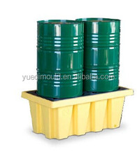 plastic containment spill pallet