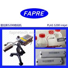 FAPRE S200Plus la impresora cidificada de inyección para la industria