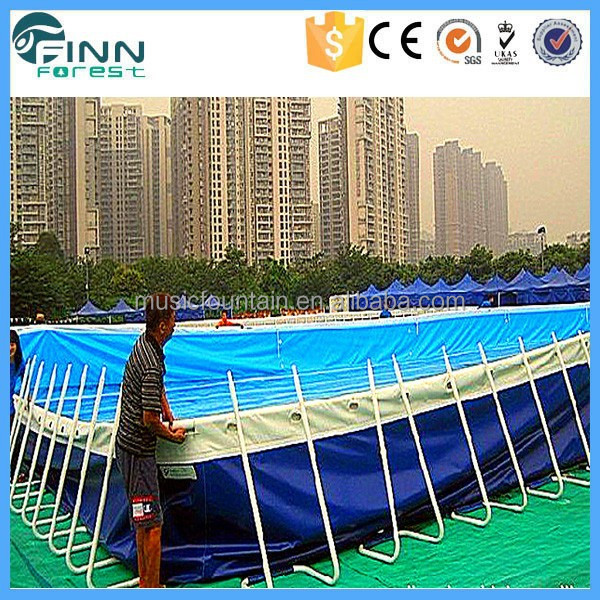 Water Park Above Ground Used Plastic Frame Swimming Pool For Sale Buy Used Swimming Pool For