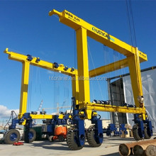 Optimum performance Gantry Port Crane for Handling Containers