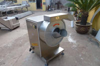 Automatic hot sale with CE potato chips slicing machine