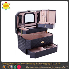 Factory cosmetic case and box/beauty cosmetic box/cosmetic storage box