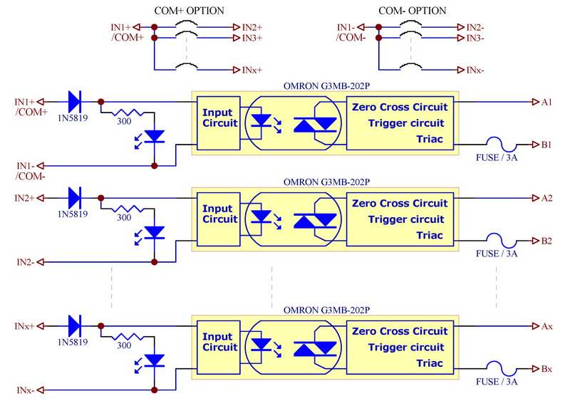100 electrical ssr schematic