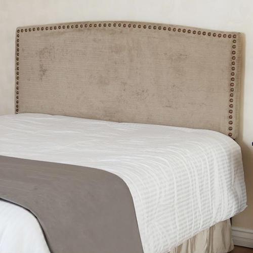 Barato grande rainha tecido cabeceiras estofadas camas id - Hacer cabeceros tapizados ...