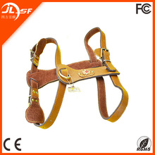 H-shaped Large Size Pet Supplies Cow Leather Dog Body Harness
