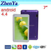 """Good Quality 7"""" Android Tablet 4GB Ram/7 Inch Wifi Android Tablet With Rfid Reader"""