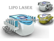 Laser Lipo para la eliminación de grasa