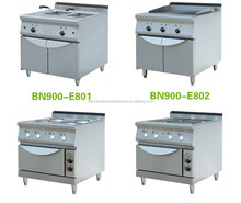 Stainless Steel Catering Restaurant kitchen equipment commercial range (CE approved)
