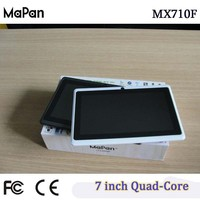 import tablet pc from china, cheap mapan 7inch android 4.4 tablet pc with 1024*600