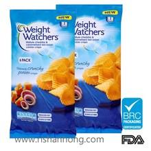 ag Snack Food Bag potato chips bag