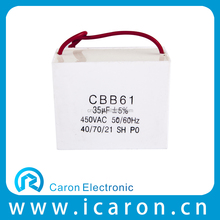 ceiling fan capacitor cbb61 wire ac
