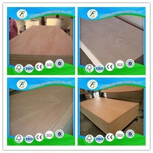 China good quality and price okoume Plywood with CARB