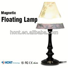 Best sell magnetic floating led lmap, artistic table lamp