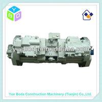 Kawasaki K3V63DT hydraulic pump piston pump