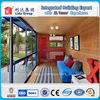 2014 the latest design luxury prefab container homes in Africa