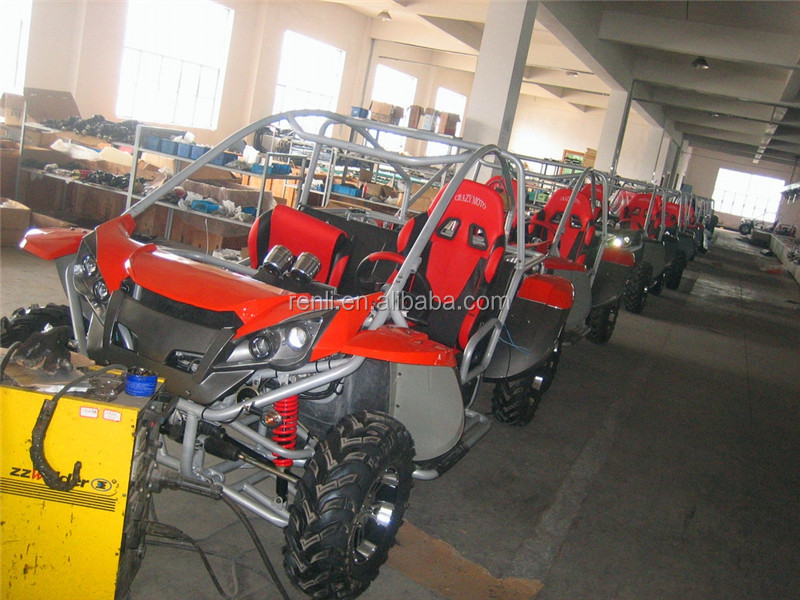 500cc 4*4* automatic buggy EEC CFmoto engine