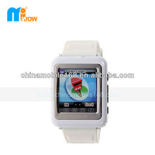 watch mobile phone single sim card cell phone