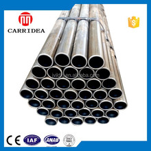 Plain cold drawn steel pipe