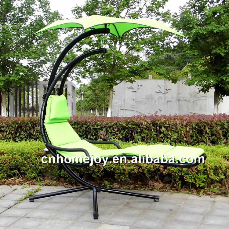 Nouveau design durable balan oire de jardin chaise longue for Chaise balancoire jardin