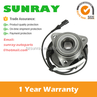 Front Wheel Hub Bearing 515052 for 03-11 Ford Ranger Mazda Pickup Truck 4WD 4x4 w/ABS