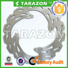 Hot sale OEM brake disc for off road bike from Tarazon