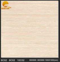 nano polished porcelain floor tile 60x60