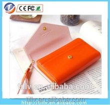 Crown Purse Style Pouch Case for iphone and Samsung Wholesale Fashion Crown Phone Wallet/Mobile Phone Case/Cell Phone