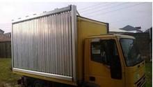 Custom Design Movable Car/Trunk Aluminum Frame Trivision Display