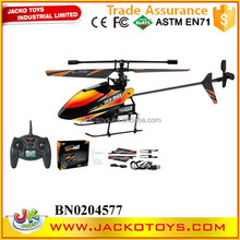 2015 New Product 4CH RC Helicopter 2.4G Unmanned Plane
