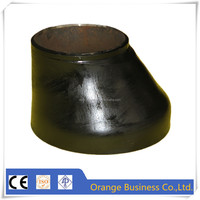ANSI B 16.9 A234 WPB BUTT WELDED PIPE ELBOW FITTING CARBON STEEL ELBOW/TEE/STEEL PIPE CAP/STEEL REDUCER made in china